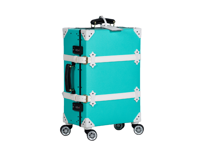 VINTAGE SUITCASES-Tiffany